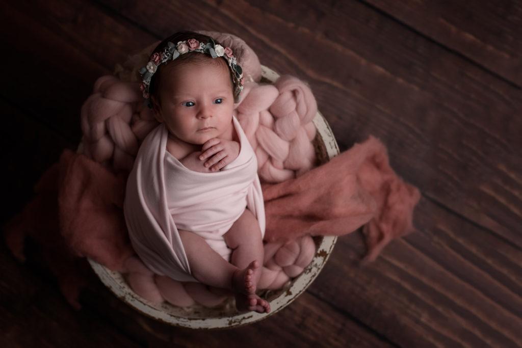 Raphaelle 12 photo bébé angers 1