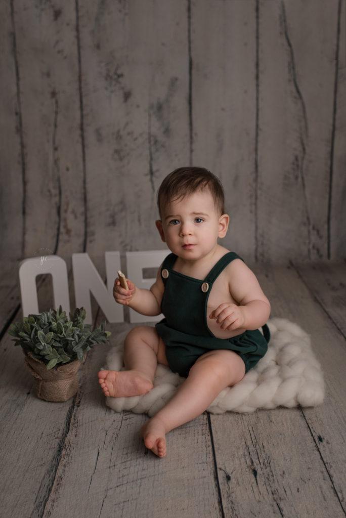 photographe bébé angers noa smash